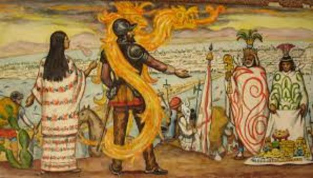 Prodigo que se vieron en Mexico antes de la llegada de los Espanoles