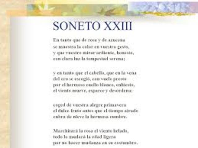 Soneto XXlll