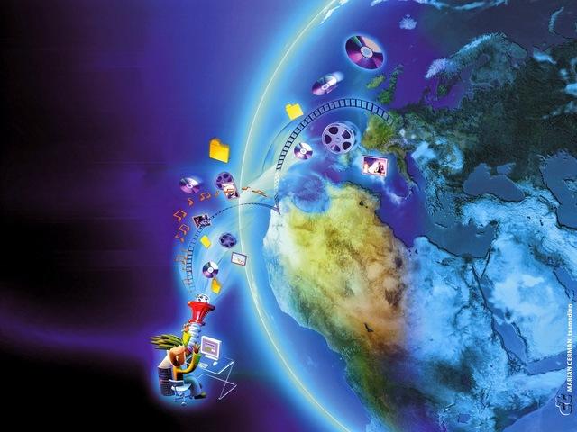 Internet alcanza los 2,4 mil millones de internautas.