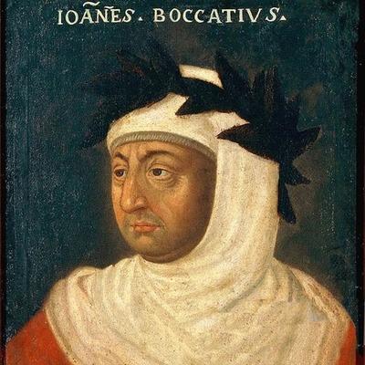 Vita e opere di G. Boccaccio timeline