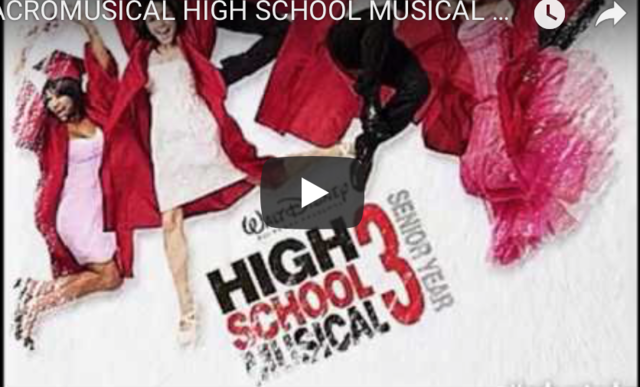 19.HIGH SCHOOL MUSICAL