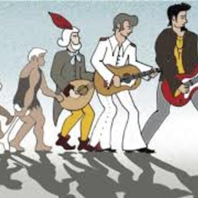 Linea temporal de la música timeline