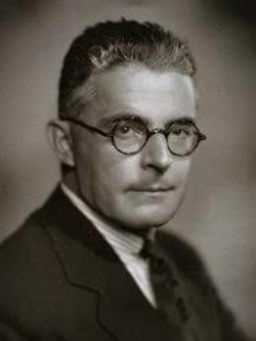 John B. Watson  ¨La Psicología tal como la ve el Conductismo¨