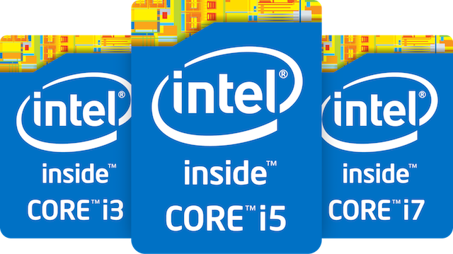 Intel Core i3, i5 e i7 quad-core