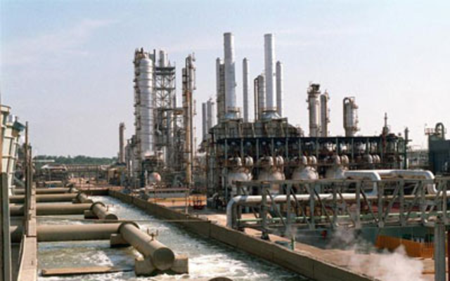 Expancion de plantas y oleoductos