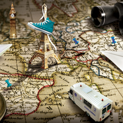 Història del Turisme timeline