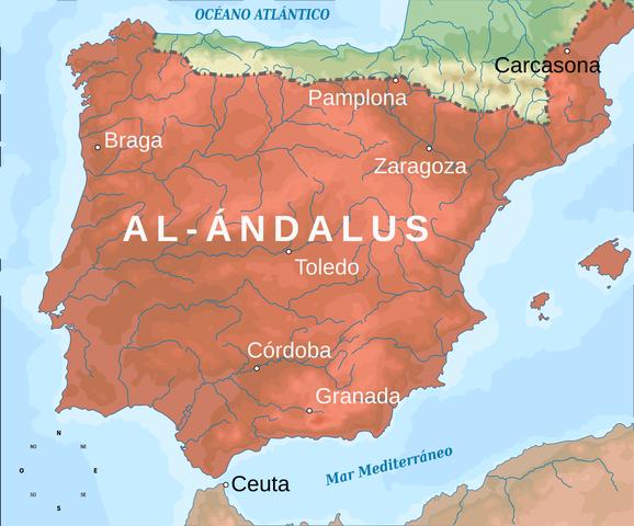 Musulmanes (siglo VII hasta el siglo XV)