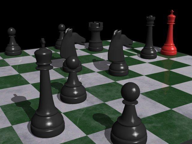 Программа для игры в шахматы