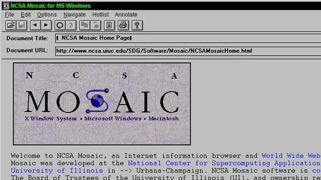 Nacimiento de Mossaic
