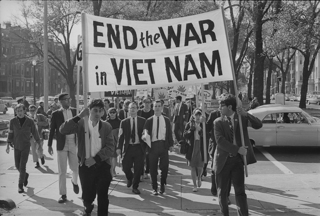 Start of The Vietnam War