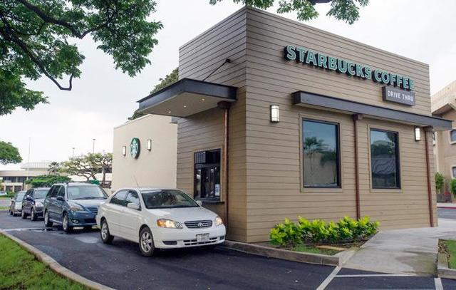 First Drive-Thru Location Opened