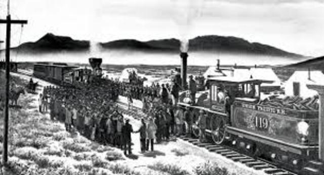 Transcontinental Railroad (Union Pacific)