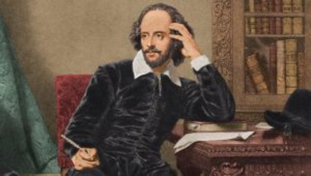 William Shakespeare writes his first play.