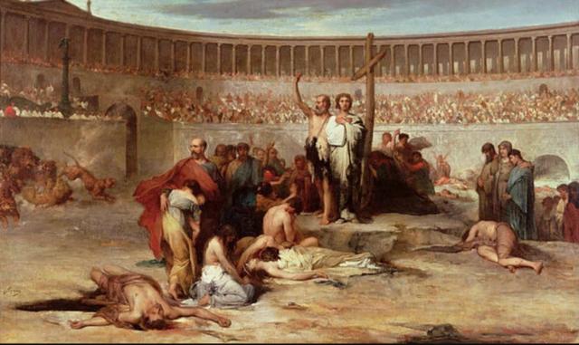 Persecution of Trajan