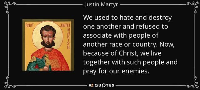 Martyrdom of St. Justin Martyr