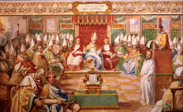 First Council of Nicea