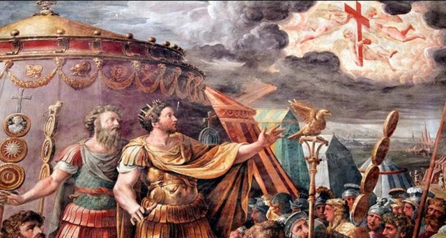 Baptism & Death of Emperor Constantine I