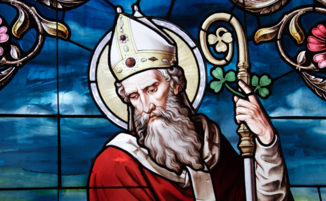 St. Patrick Sent on Mission to Ireland