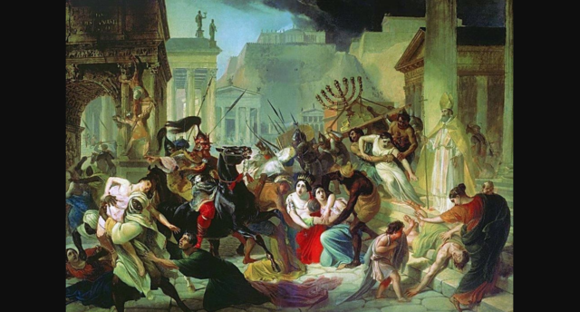 Sack of Rome by the Vandals