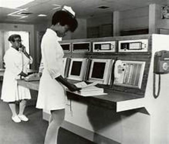 1960's Computers in Healthcare