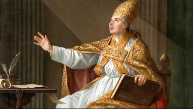 Gregory the Great Becomes Pope