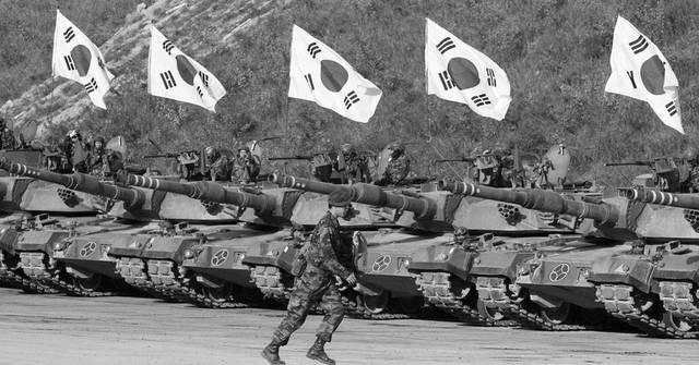 North/South Korea