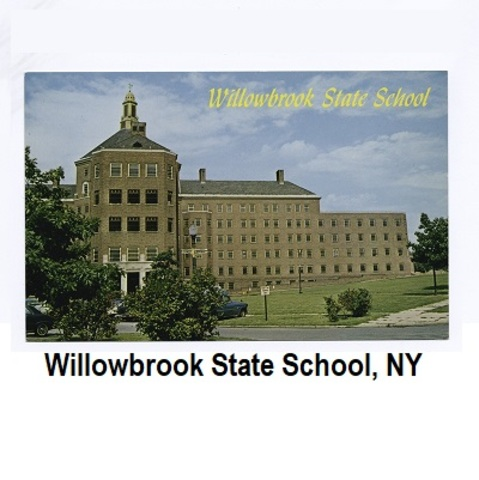 Willowbrook State School Opened