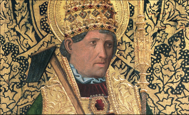 Martyrdom of St. Fabian, Pope, Under the Decian Persecution