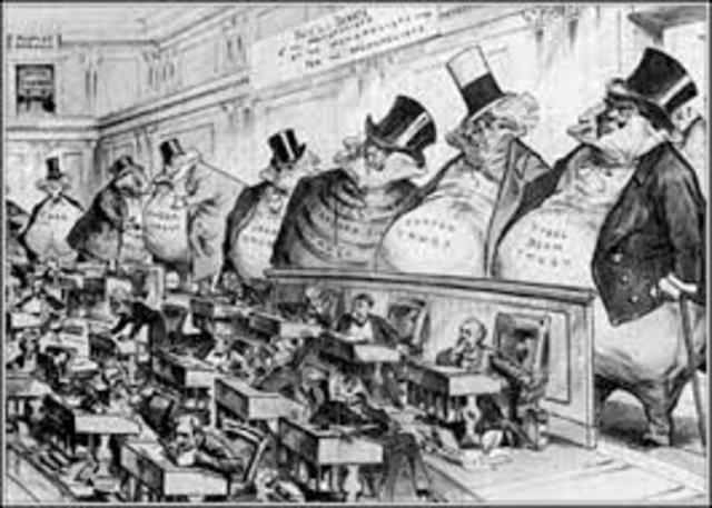 Business Monopolies (Sherman Anti-Trust Act)