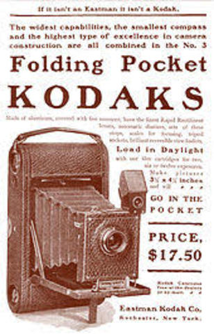 Invention (Kodak Camera)