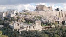 Antigua Grecia timeline