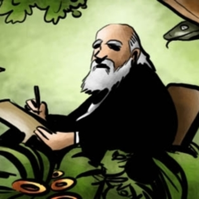 La vida de Charles Darwin por Jorge Requena timeline