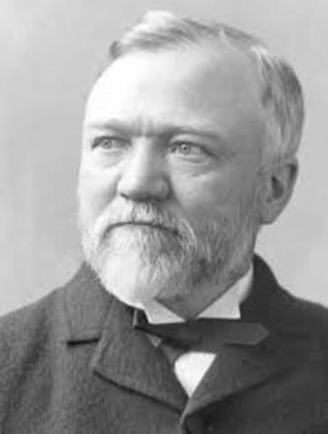 Business steel (Andrew Carnegie)