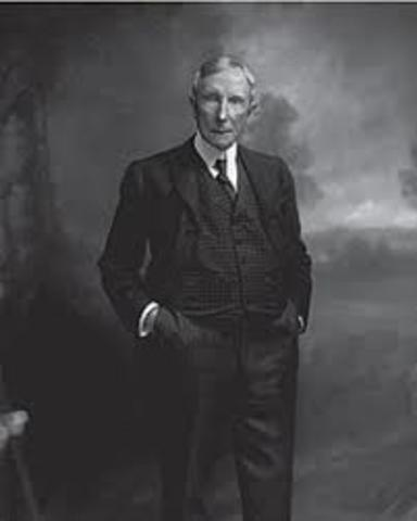 Business Oil (John Rockefeller)