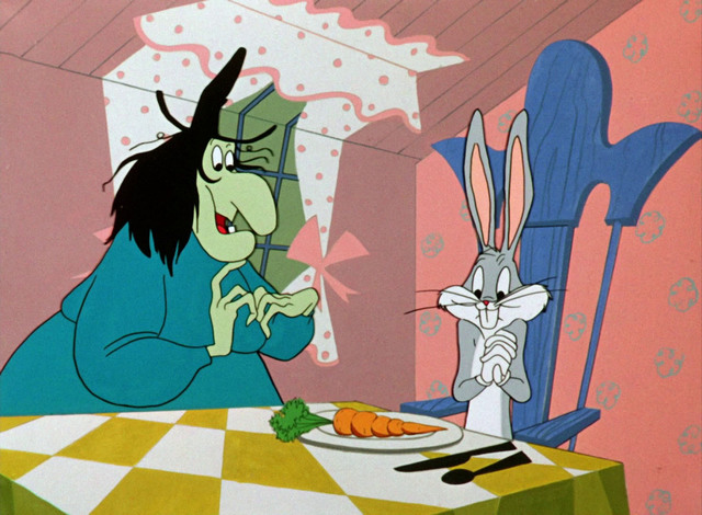 """Looney Tunes: """"Bewitched Bunny"""""""