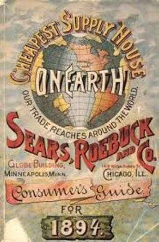 Sears & Roebuck Catalog