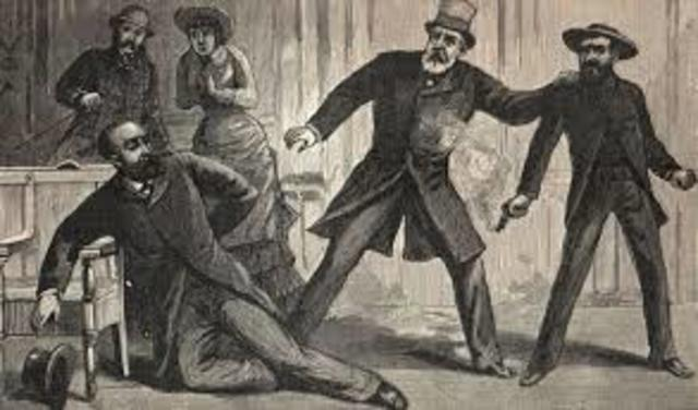 Populism (Assassination of President Garfield)