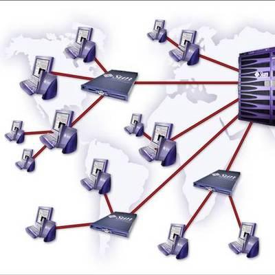 Historia de las Redes timeline