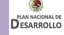 Plan Nacional de Desarrollo timeline