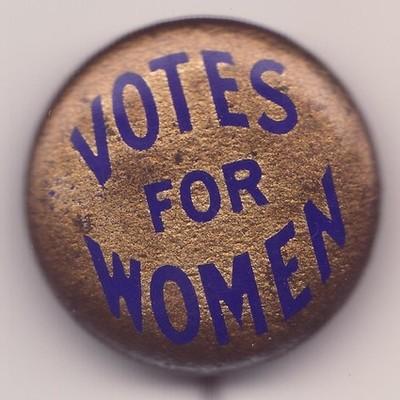 Wemon suffrage movment 1776-1920 timeline