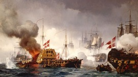 Danmarkshistorien fra 1800-1915 timeline