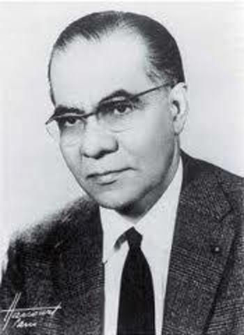 Dr. Josué de Castro