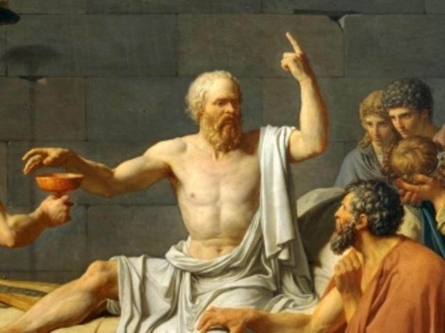 Sócrates 470 a 399 a.C.