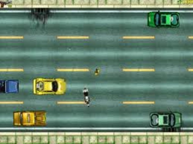 Grand Theft Auto 1 was released