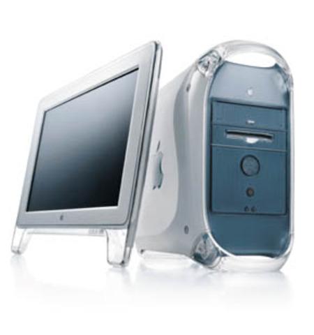 Apple releases the PowerMac G4.
