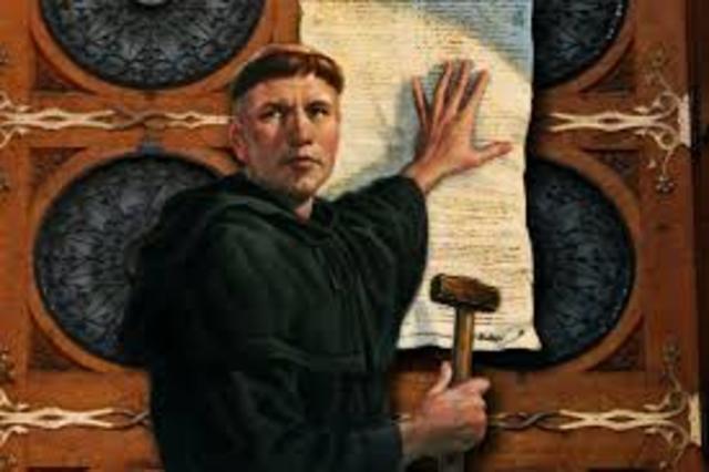Martín Lutero 1486 a 1546