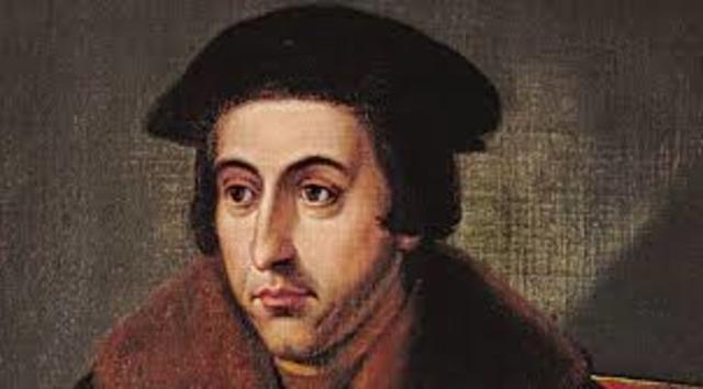 Juan Luis Vives 1492 a 1540
