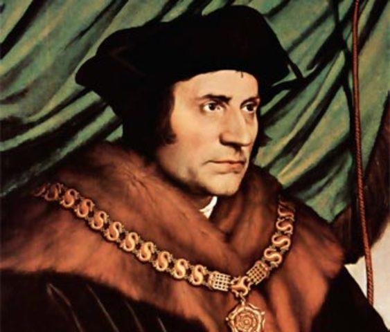 Tomas Moro 1478 a 1535