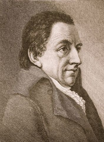 Juan Teófilo Fichte 1762 a 1814