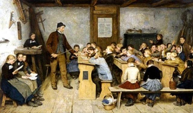 LA EDUCACIÓN EN EL SIGLO XIX 1801 A 1900